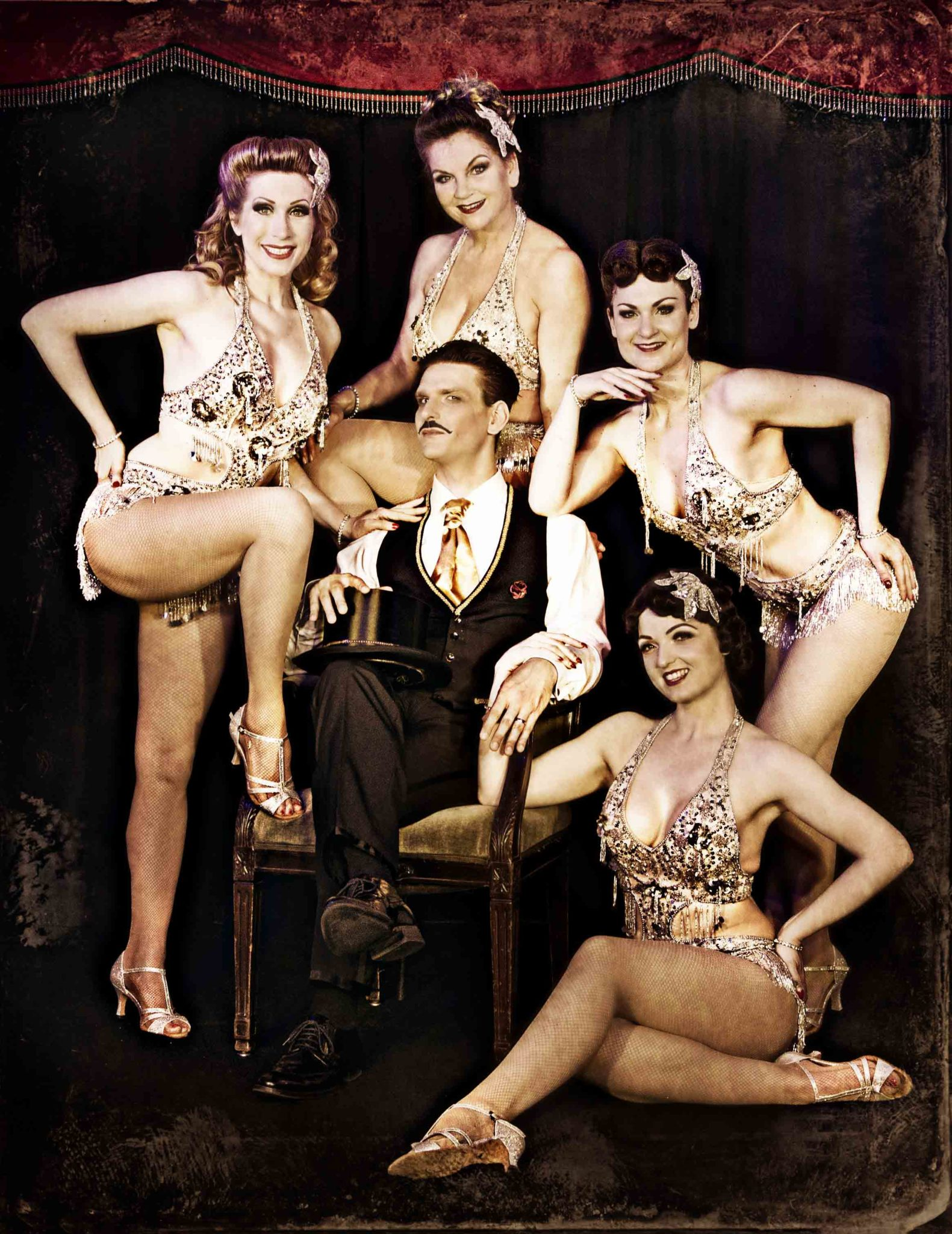 rote Bühne Burlesque Ensemble