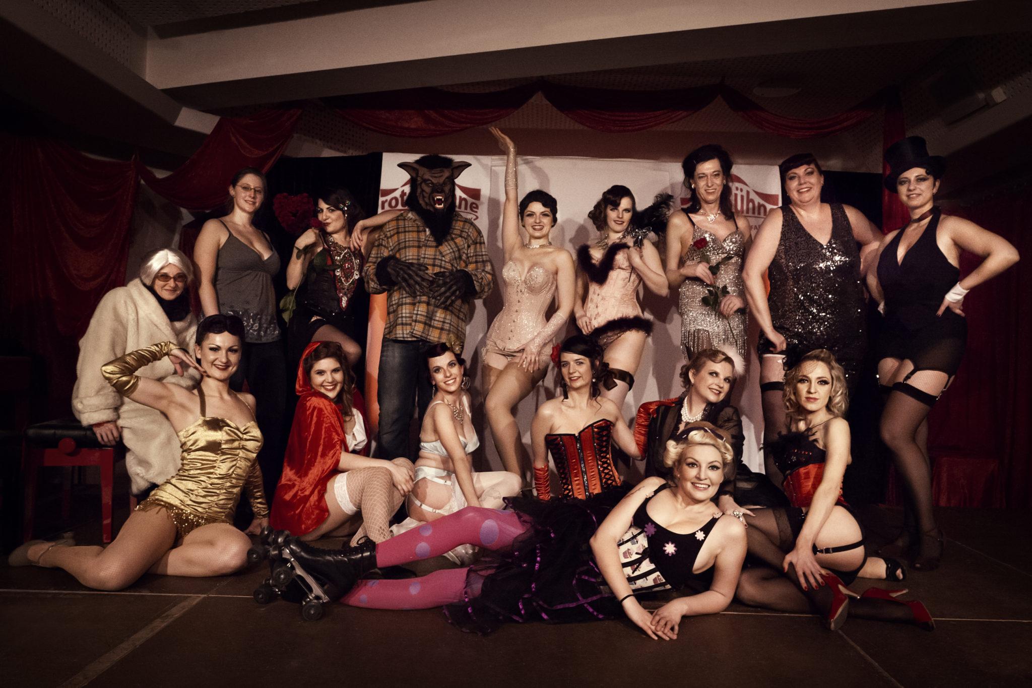 new talents show 2012